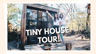 Overnachten In Een Tiny House!