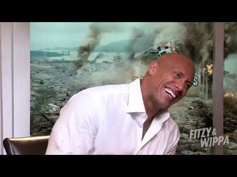 The Rock's Arnold Schwarzenegger Impersonation is Hilarious