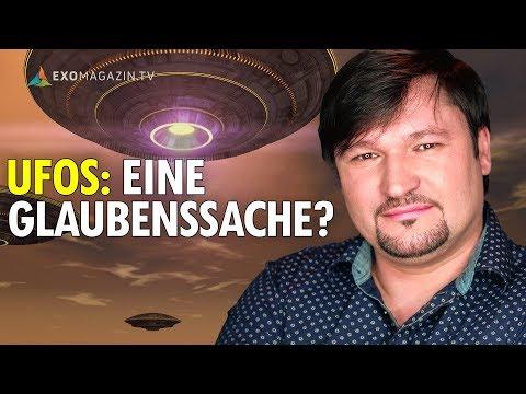UFOs - Eine Glaubenssache? Vortrag Robert Fleischer 2018