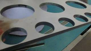 the video of panel saw cutting HPL boards