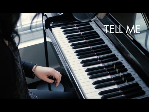 Tell Me - Groove Theory - Jen Kwok *69 Cover