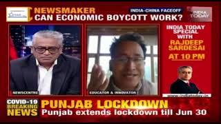 India-China Standoff: Sonam Wangchuk Asks Indian Citizens To Boycott Chinese Products