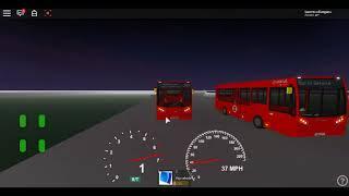 Roblox London Hackney & Limehouse bus Simulator E200 (euro 6) CTP Route 309 *langdon Park*