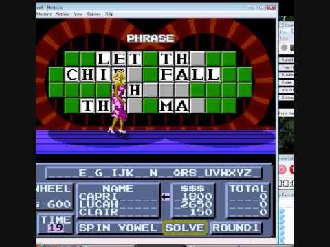 Let's Off-Centeredly Kick Ass At Wheel Of Fortune