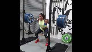 Strong Athlete - Weightlifting Training For Crossfit Games #shorts