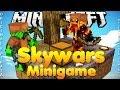 Minecraft: SkyWars / A PARTIDA MAIS ÉPICA DE TODAS! (ft. PhelpsCorrea) #1