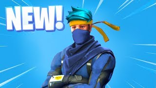 im the only person in the World to have this Ninja skin in Fortnite