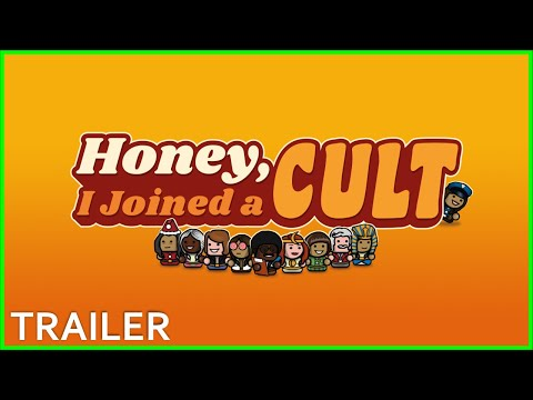 Upcoming Game Sept 2021 - Honey, I Joined a Cult |