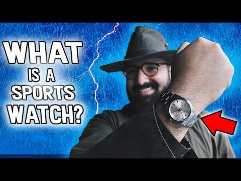 What Is A Sports Watch?