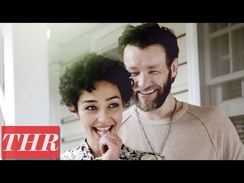 'Loving' Stars Ruth Negga & Joel Edgerton: The Story of Mildred & Richard | THR Cover Shoot