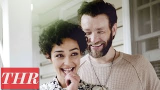 'Loving' Stars Ruth Negga & Joel Edgerton: The Story of Mildred & Richard | THR Cover Shoot