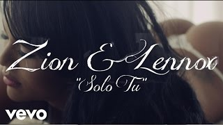 Montana the Producer presents Zion y Lennox - Solo Tu