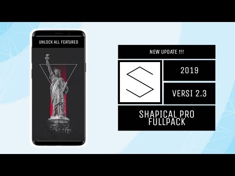 NEW UPDATE 2019 Shapical Pro pack Free