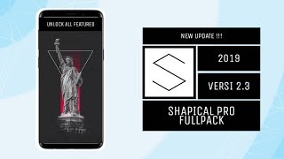 Baixar NEW UPDATE 2019!!! Shapical Pro Fullpack Free Download