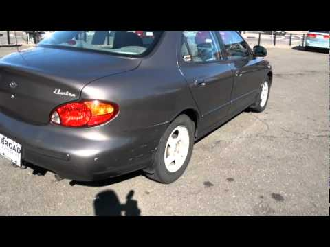1999 Hyundai Elantra Gls Youtube