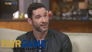 \'Lucifer\' Star Tom Ellis on How His Family Reacted to His Role On the Show | FAIR GAME