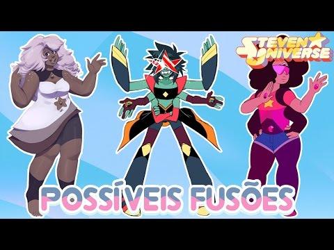 Steven Universo - Possíveis Fusões (Fan Fusions) #7