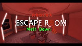 Escape Room [Alpha] Roblox - Sciogliere