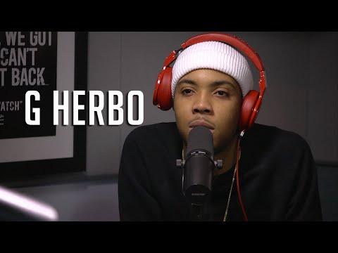 G Herbo Talks Name Change, Chicago & New Music with Rosenberg !