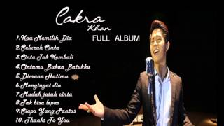 cakra khan kau memilih dia the best collection 2015 full album