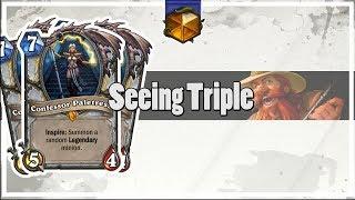 Hearthstone: Seeing Triple