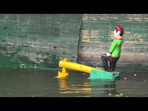 Chọi Trâu (múa rối nước)