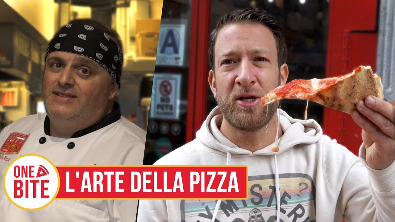 Barstool Pizza Review - L'Arte Della Pizza (Brooklyn)