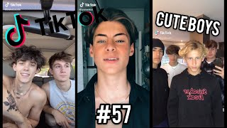 cute tik tok boys i found on tiktok compilation | part 57
