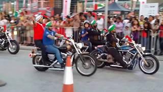Dubai Grand Parade (National Day Super Car & Bike Parade 2014) 1