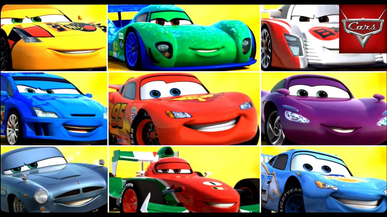 disney coloring pages cars kids animation mcqueen cars speed