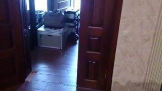 видео Двери из массива ясеня