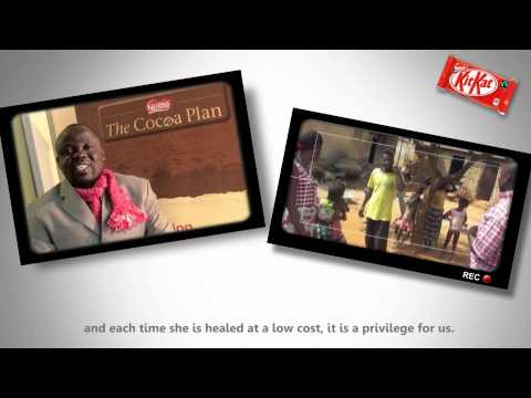 Kit Kat Fairtrade Farmers