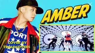 「COVER」AMBER 엠버_SHAKE THAT BRASS (Feat. 태연 (소녀시대))