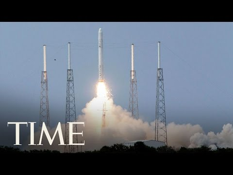 Thumbnail: Watch LIVE: SpaceX Launches First Recycled Rocket | TIME