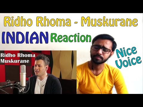 Muskurane - Arijit Singh cover by Ridho...