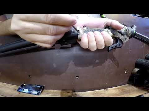 Repairing The PRIMOS Trigger Stick Tripod Revisited