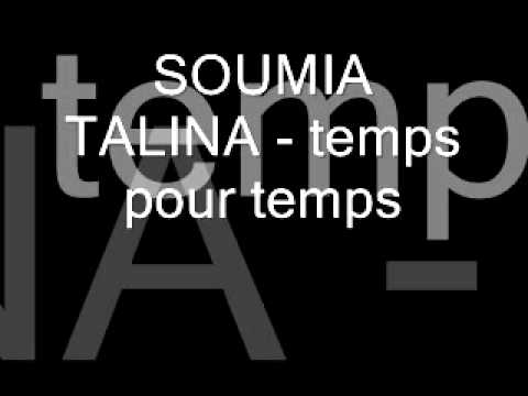 talina soumia temps pour temps
