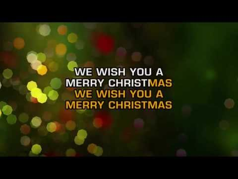 We wish merry christmas karaoke - Сhristmas day special