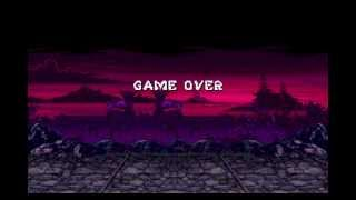 Mortal Kombat II (32X) Liu Kang Bicycle Kicks Til