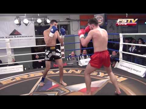 Tagir Bokov vs Jasmin Begic