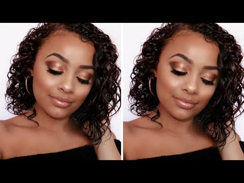 DRUGSTORE Prom Makeup Tutorial (Soft Glam)...