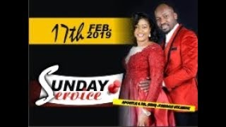 live! 3rd Service (Sun. 17th Feb. 2019) with Apostle Johnson Suleman