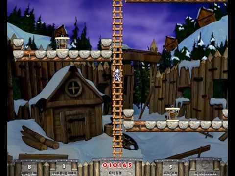 Снежок Охотник за сокровищами MyPlayCity Скачать