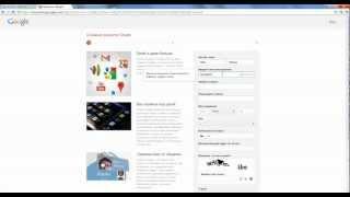 Регистрация в gmail com.Почта от Гугл(Gmail.com - данная система предоставляет возможность открыть бесплатный почтовый ящик.Регистрация в нём доступ..., 2012-08-03T17:03:39.000Z)