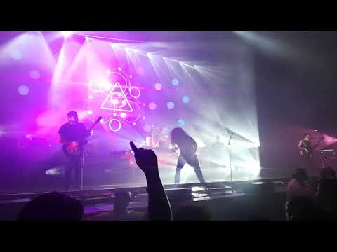 Coheed and Cambria - Unheavenly Creatures [LIVE - 8/4/18 - Toyota Music Factory - Dallas, TX]