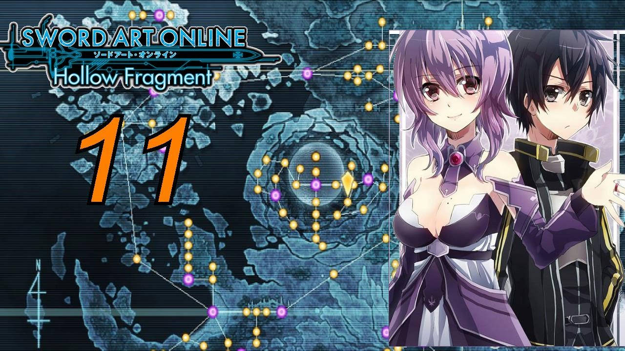Sword Art Online Re: Hollow Fragment   RPG Site