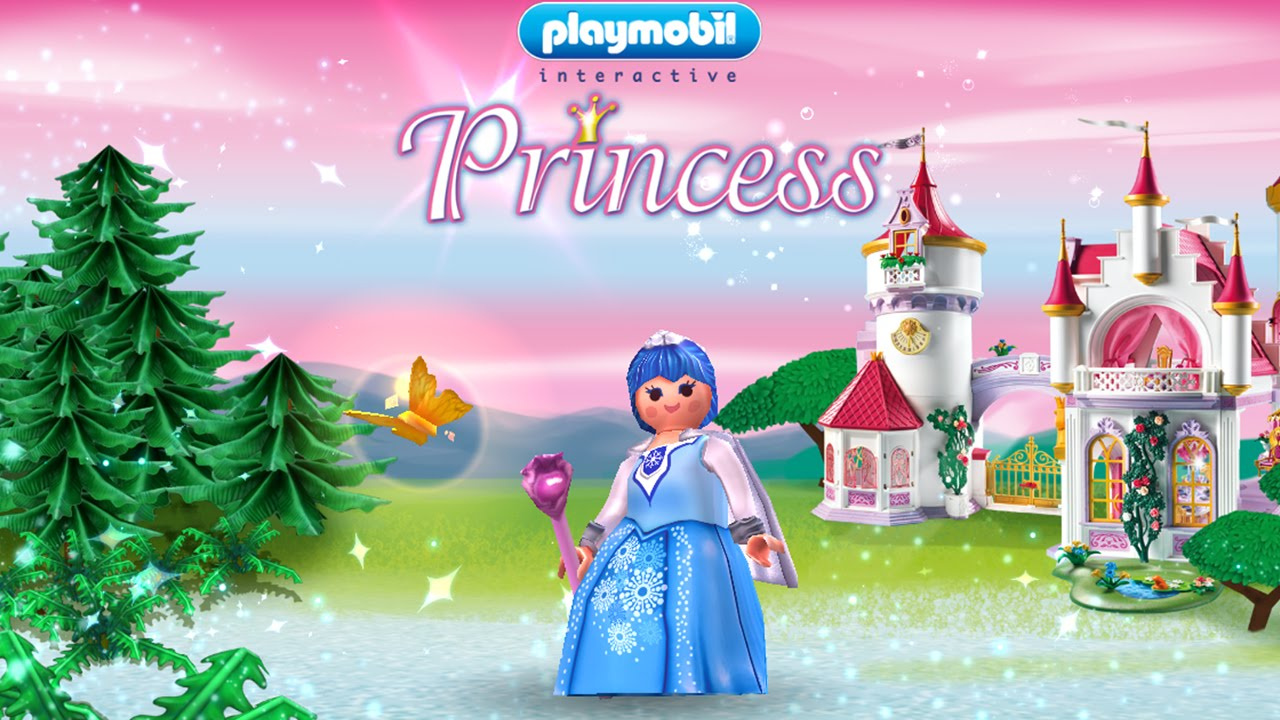 Playmobil princesse for Playmobil princesse 5142