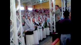 Canto Especial Coro Cantar de Cantares....