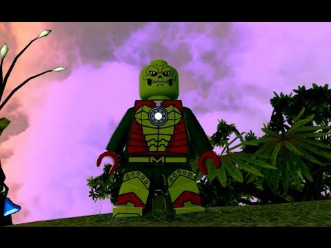 LEGO Batman 3: Beyond Gotham - Metallo Gameplay and Unlock Location
