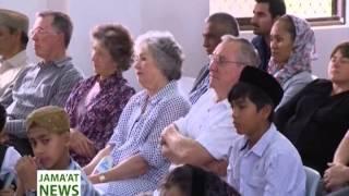 Urdu Report: Australia Day 2014 Celebration by Ahmadiyya Muslim Jama'at